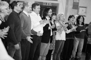 Eclipse Choir, Lunar Group in rehearsal